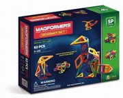 Magformers 62 elementy,