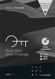 Success and Change + CD, Grzesiak Mateusz
