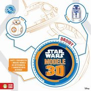 Modele 3D Droidy Star Wars,
