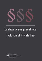 Ewolucja prawa prywatnego - 05 Unfair competition in the Czech Republic after re-codification of private law,